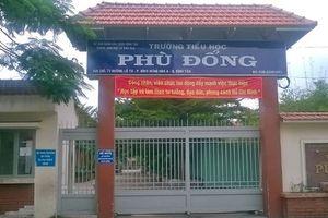 Hiệu trưởng trường tiểu học ở Sài Gòn chi sai hơn 900 triệu đồng
