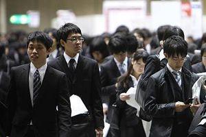 'Thế hệ bị đánh mất' ám ảnh nền kinh tế Nhật Bản