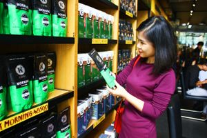 Phúc Sinh đưa cà phê chuẩn châu Âu tấn công thị trường nội địa