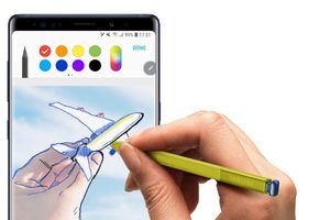 Công nghệ bên trong cây bút S Pen của Galaxy Note9