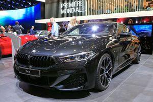 BMW 8-Series ra mắt - coupe lịch lãm mạnh 523 mã lực