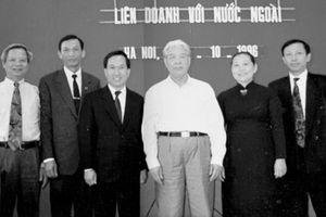 Nguyên Tổng Bí thư Đỗ Mười chọn Hà Nội là đơn vị làm thí điểm vấn đề liên doanh