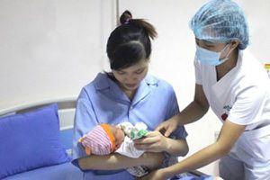 Sinh con bao lâu thì được nhận chế độ thai sản?