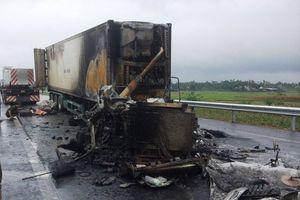Tin tức tai nạn giao thông nóng nhất 24h: Tránh xe buýt, người đàn ông bị xe tải cán tử vong