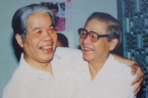 Chuyện 2 ông Đỗ Mười, Võ Văn Kiệt và phiên tranh cử có một không hai