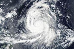 Thêm siêu bão sức gió 240 km/giờ hướng về Nhật Bản, Đài Loan
