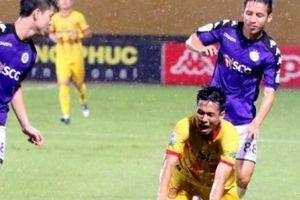 Thua HAGL, Nam Định FC còn nhận án phạt nặng