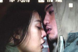 Bị chê hôn Quỳnh kém sang, Cảnh soái ca: 'Cái hôn này mang tính dục vọng'