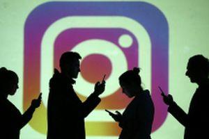 Mạng xã hội Instragram 'trục trặc' tại nhiều nơi trên thế giới