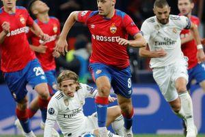 Toni Kroos hóa tội đồ, Real Madrid thua tức tưởi ở Moscow