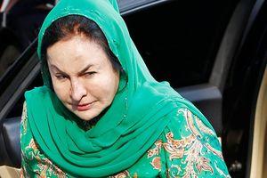 Malaysia bắt vợ cựu Thủ tướng Najib Razak