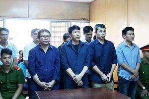 Nguyên CSGT cùng đồng phạm mua bán 'lô gô xe vua' lãnh án nặng