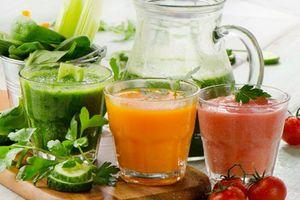 Thải độc cơ thể, ngừa bệnh tật bằng đồ uống dễ làm buổi sáng