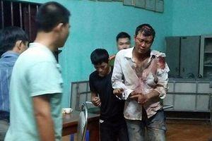 2 đối tượng đi xe máy từ Hà Nội lên Hòa Bình trộm dê