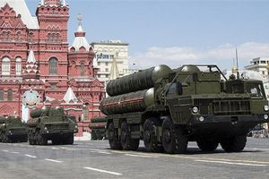 Nga đã hoàn tất chuyển giao hệ thống phòng không S-300 cho Syria