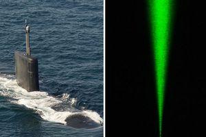 Thực hư việc Trung Quốc phát triển vệ tinh laser mới có thể phát hiện mọi tàu ngầm