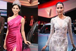 Không chỉ có Tiểu Vy, người đẹp Việt này cũng dự Paris Motor Show 2018