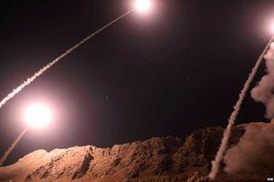 Iran: Không kích tại Syria đã tiêu diệt 40 'thủ lĩnh' IS