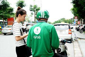 Dịch vụ giao nhận thức ăn GrabFood triển khai tại Hà Nội