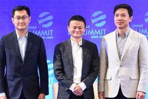 Ba ông lớn công nghệ Trung Quốc có thực sự lao đao?