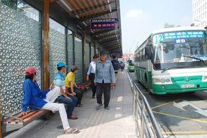 TP.HCM chi gần 240 tỷ đồng để xây dựng bãi trung chuyển xe buýt
