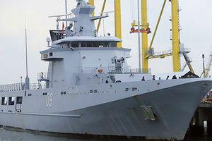 Tàu Hải quân Brunei thăm Việt Nam