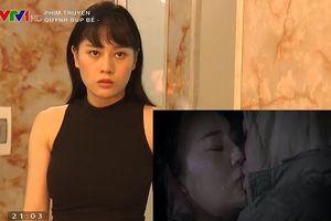 Clip: Fan phát 'hờn' với nụ hôn của Cảnh và 'Quỳnh búp bê' ở tập 15