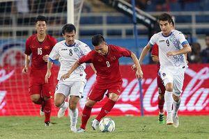 U23 Việt Nam thuộc nhóm hạt giống số 1 vòng loại U23 châu Á 2020