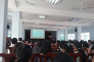 Sở Giáo dục Bà Rịa - Vũng Tàu đổi mới công tác tập huấn