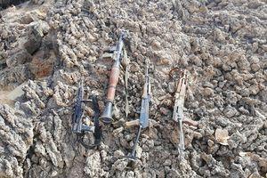 Những kẻ khủng bố ở Syria tháo chạy tán loạn
