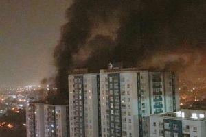 SEJCO ngưng quản lý chung cư Carina nhưng vẫn phải chịu trách nhiệm trong vụ cháy