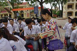 Trường PTTH Trần Phú, Vĩnh Phúc xây dựng nhà trường không thuốc lá