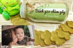 Mê mẩn với các món phụ mẹ Quảng Bình làm cho con, bé ăn không biết chán là gì