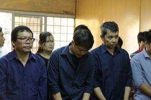 Xét xử đường dây 'logo xe vua': Nguyên CSGT lãnh 8 năm tù vì môi giới hối lộ
