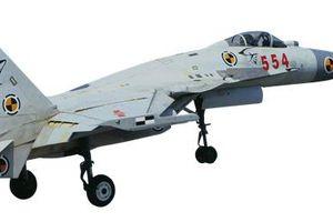 J-15: Cá mập bay của Trung Quốc