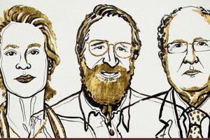 Nobel Hóa học 2018 trao cho bộ ba nhà khoa học đưa Thuyết tiến hóa vào phòng thí nghiệm