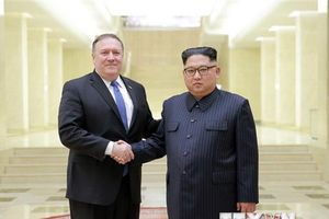 Ngoại trưởng Mỹ gặp nhà lãnh đạo Triều Tiên vào ngày 7/10 tới