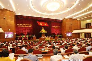 Ngày làm việc thứ hai Hội nghị lần thứ tám Ban Chấp hành TW Đảng