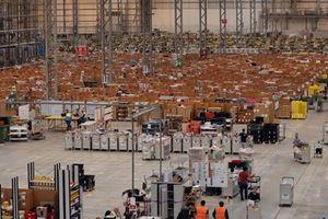 Amazon dự kiến nâng lương khởi điểm lên 15 USD một giờ từ ngày 1/11