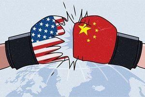 Cuộc chiến thương mại Mỹ- Trung và cú 'tung chưởng' của Phó Bí thư vào Trưởng công an xã