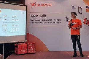 Lalamove tuyên bố không cạnh tranh về giá với Grab