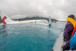 Bất ngờ phát hiện 1 thi thể vụ máy bay 'bơi' trên hồ