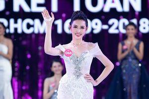 Thúy An nhập viện, ai thay thế thi Hoa hậu Quốc tế 2018?