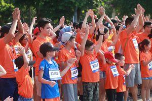 UPRACE 2018: Dự án chạy bộ vì cộng đồng có sức ảnh hưởng nhất