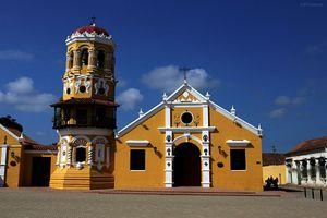 Trung tâm lịch sử Santa Cruz de Mompox