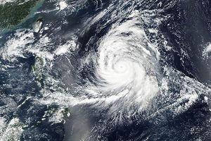 Siêu bão Kong-rey sắp đổ bộ Nhật Bản, Đài Loan với sức gió hơn 240 km/h