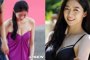 Fan thất vọng vì nhan sắc nhạt nhòa, váy áo lỗi thời của tân hoa hậu Hàn Kim Soo Min trên thảm đỏ