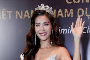 Minh Tú bật khóc khi đại diện Việt Nam dự thi Miss Supranational 2018: 'Cuối cùng cũng thực hiện được ước mơ!'