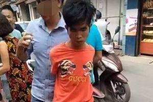Vây bắt đối tượng táo tợn xông vào cướp tiệm vàng ở Hà Nội
