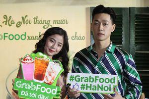 Grab triển khai dịch vụ giao nhận thức ăn tại Hà Nội